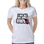 My Own Stunts Women's Classic T-Shirt