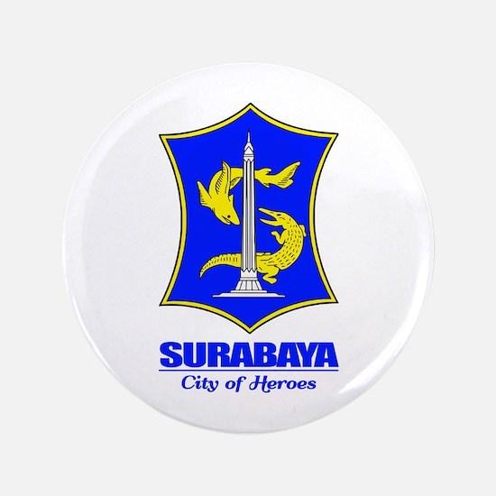 """""""Surabaya"""" 3.5"""" Button"""