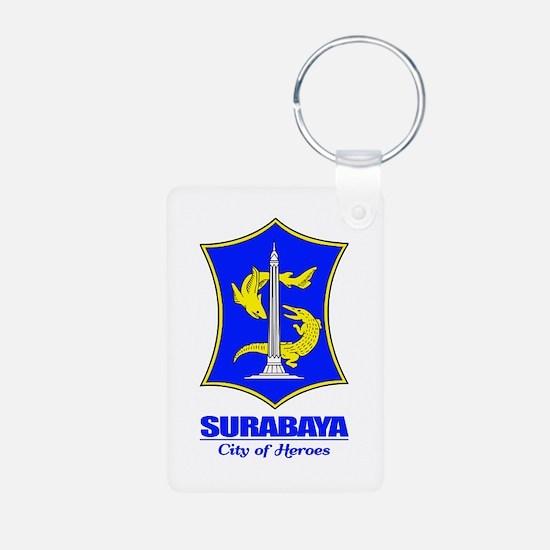 """""""Surabaya"""" Keychains"""