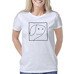 Wild Horse Face2 Women's Classic T-Shirt