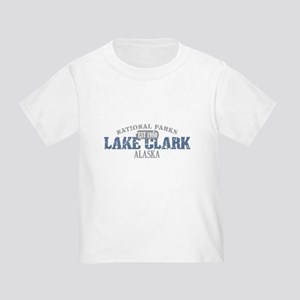 Lake Clark National Park AK Toddler T-Shirt