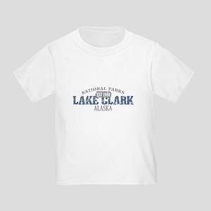 Lake Clark National Park AK Toddler T-Shirt