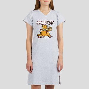 ANGRY CAT Women's Nightshirt