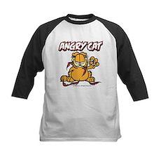ANGRY CAT Kids Baseball Jersey