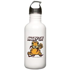 ANGRY CAT Stainless Water Bottle 1.0L
