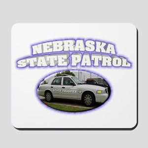 Nebraska State Patrol Mousepad