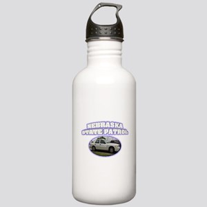 Nebraska State Patrol Stainless Water Bottle 1.0L