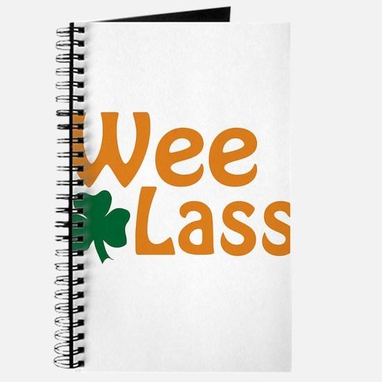 Wee Lass Shamrock Journal
