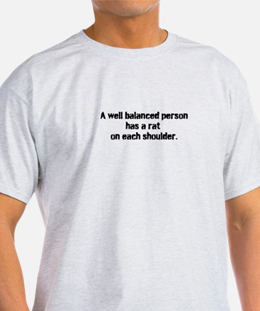 RC's Well Balanced T-Shirt