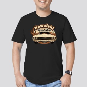 Kowalski Speed Shop Men's Fitted T-Shirt (dark)