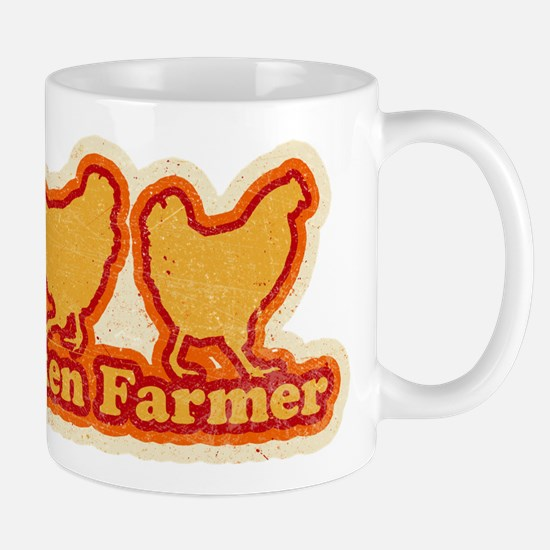 Urban Chicken Farmer Mug