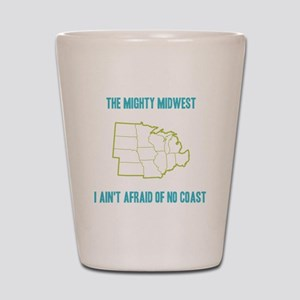 the Mighty Midwest Shot Glass