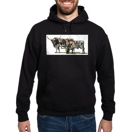 Longhorns Hoodie (dark)