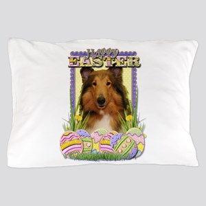 Easter Egg Cookies - Corgi Pillow Case