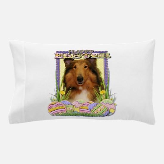 Easter Egg Cookies - Corgi Pillow Case