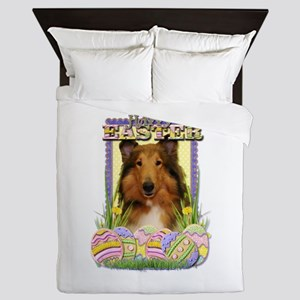 Easter Egg Cookies - Corgi Queen Duvet