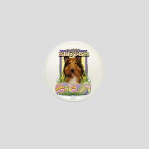 Easter Egg Cookies - Corgi Mini Button