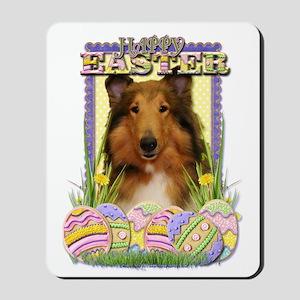Easter Egg Cookies - Corgi Mousepad