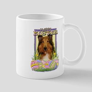 Easter Egg Cookies - Corgi Mug