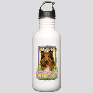 Easter Egg Cookies - Corgi Stainless Water Bottle
