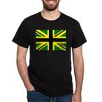 Black Union Jack Dark T-Shirt