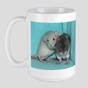 RC's Its Alright Rats Large Mug
