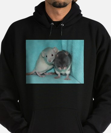RC's Its Alright Rats Hoodie (dark)