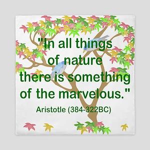 Aristotle Nature Queen Duvet