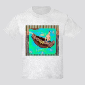 Kids Light T-Shirt ...Can YOU Canoe?