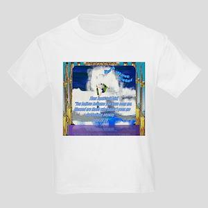 Kids Light T-Shirt A Child's Faith is a Blessing