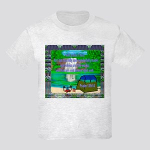 Kids Light T-Shirt Kids Love to Camp or go to Camp
