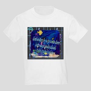 Kids Light T-Shirt Serenity Snorkeler