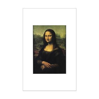 Mona Lisa Print - Small