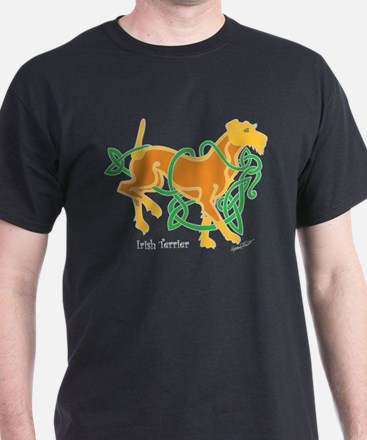 Unique Celtic dog T-Shirt