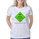 hazmat_10x10_dot_body_flui Women's Classic T-Shirt