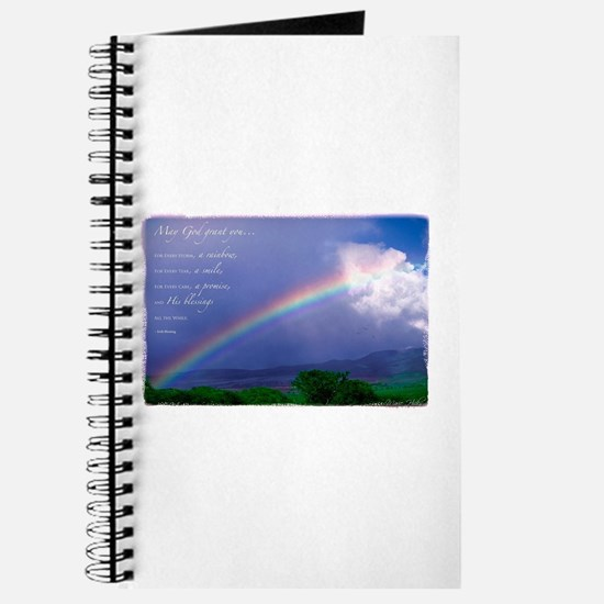 Rainbow Blessing Journal