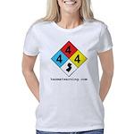 hazmat_10x10_4_color_nj_st Women's Classic T-Shirt
