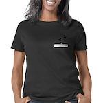 Transparent Logo Women's Classic T-Shirt