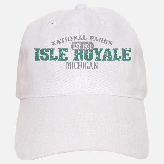 Isle Royale National Park MI Cap