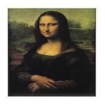 Mona Lisa Tile Coaster
