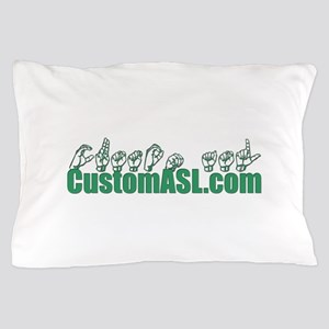 SAMPLE Item Pillow Case