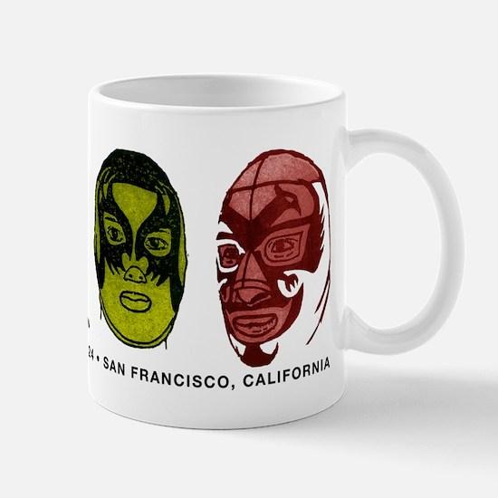 Lucha Libre Mug