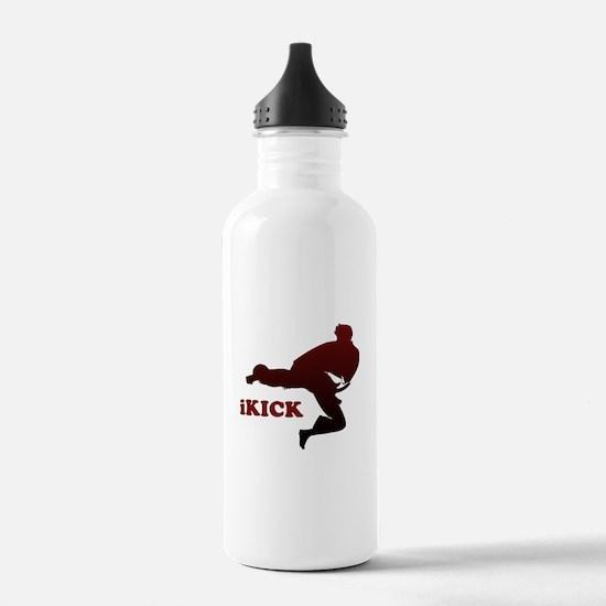 Karate iKICK Gear - Water Bottle