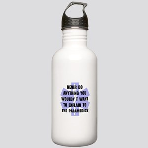 Paramedics Stainless Water Bottle 1.0L