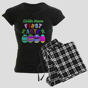 First Easter Women's Dark Pajamas