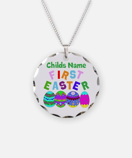 First Easter Necklace