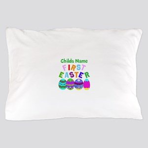 First Easter Pillow Case