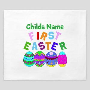 First Easter King Duvet