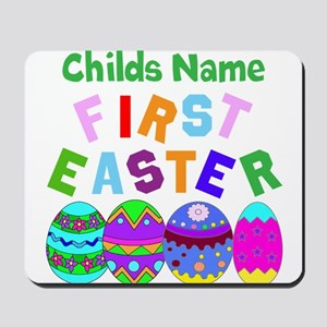 First Easter Mousepad
