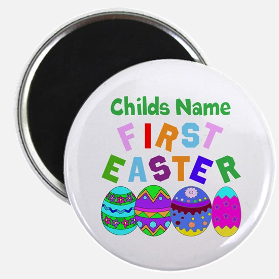 """First Easter 2.25"""" Magnet (100 pack)"""